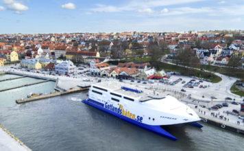 Gotlandsbåten gör entré i Gotlandstrafiken