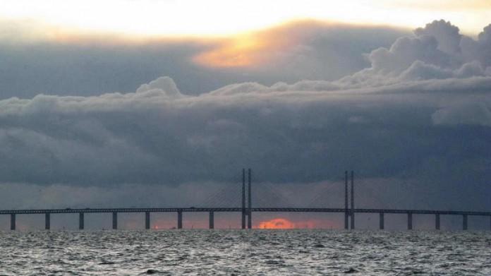 Öresundsbron, bild: Carina Nordgren
