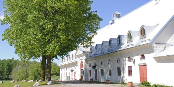 Öster Malma hotell i Sörmland