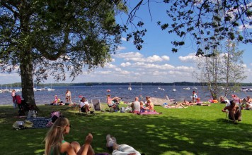 Växjö i Småland