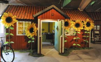 Pettson och Findus – en lekutställning på Kulturen i Lund