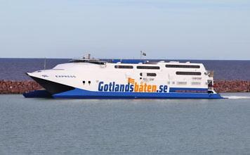 Gotlandsbåten: Trafiken 2017 ställs in