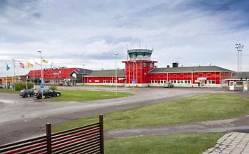 SAS ökar vintertrafiken till och från Kiruna Airport