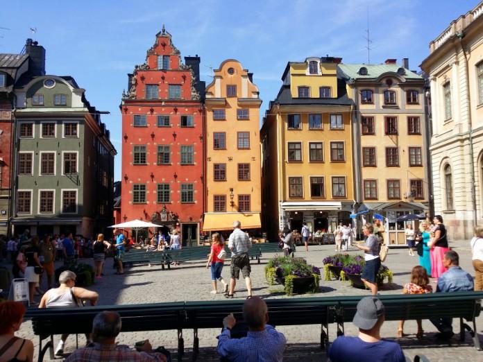 Stortorget i Ganla stan, Stockholm