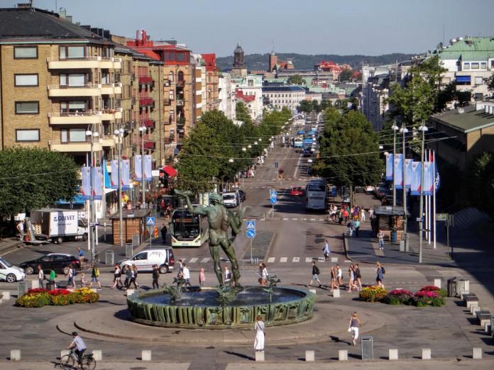 Göteborg på sommaren