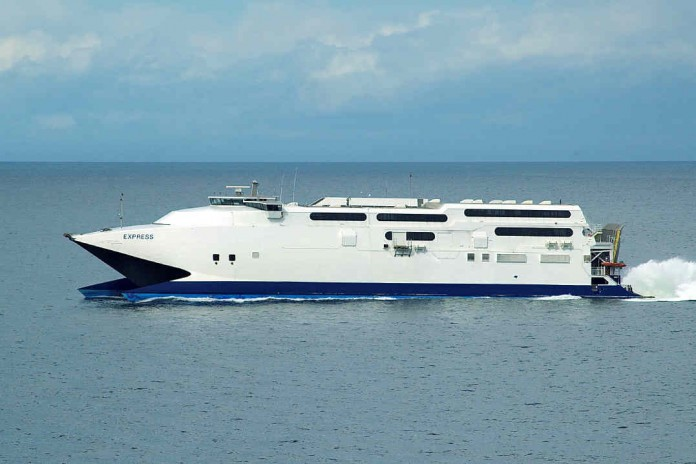HSC Express ska trafikera Västervik - Gotland