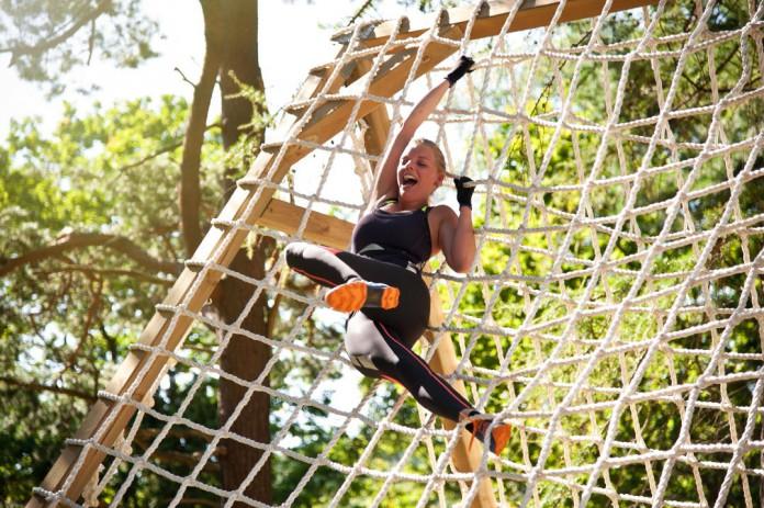 Sankt Jörgen Park Resort inviger Göteborgs första hinderbana
